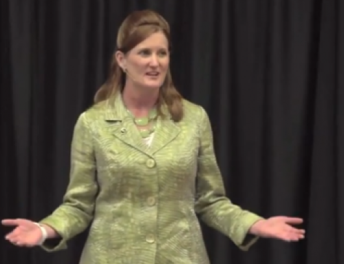Keynote Presentation: Stepping Stones to Success